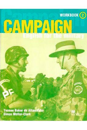 Campaign 2 - Workbook With Audio CD - Macmillan | Hoshan.org