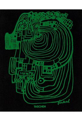 Usado - Friedensreich Hundertwasser 1928-2000 - Schmied,Wieland | Hoshan.org
