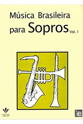 Musica Brasileira Para Sopros Vol,1 - Editora Irmaos Vitale | Tagrny.org