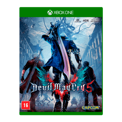Devil May Cry V - Xbox One
