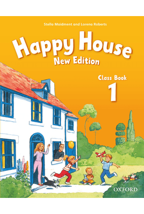 Happy House 1 New Edition Class Book - Oxford | Hoshan.org
