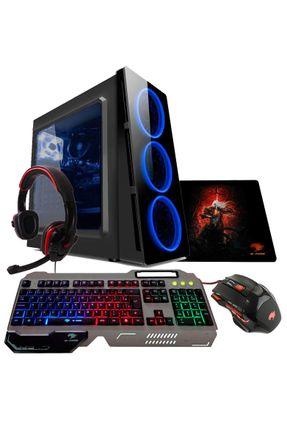 Pc Gamer G-Fire Htg-290 R3 2200G 8Gb (Radeon Rx Vega 8 2Gb Integrada) 1Tb