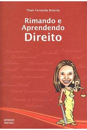 Rimando e Aprendendo Direito - Fernanda Bizarria,Thaís pdf epub