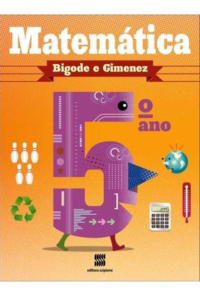 Matemática - 5º Ano - Bigode,Antonio Gimenez,Joaquim pdf epub