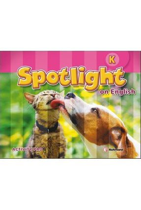 Spotlight On English K - Activity Pad - Richmond,Editorial pdf epub