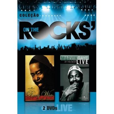 On The Rocks' - Barry White & Marvin Gaye - Vol. 12 - 2 DVDs