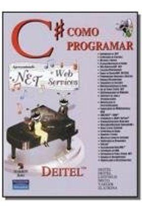 C# Como Programar - Deitel,H.m. pdf epub