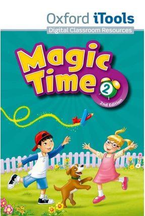 Magic Time - Level 2 - Itools - 2ª Ed. - Editora Oxford | Tagrny.org