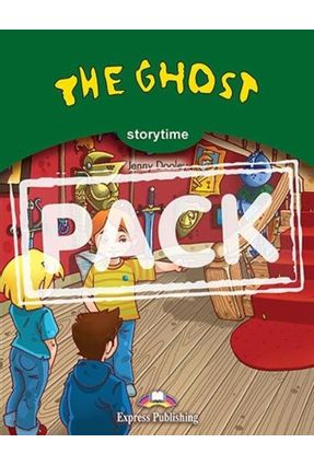 The Ghost - Student's Pack 2 - Pupil's Book With Multirom 2 - Dooley,Jenny   Tagrny.org