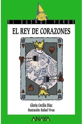 155 El Rey De Corazones - Díaz,Gloria Cecilia | Tagrny.org