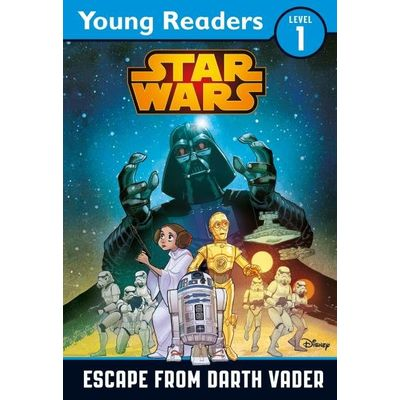 Escape From Darth Vader - A Star Wars Saga Reader - Young Readers Level 1