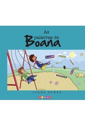As Palavras de Boana - Röwer,Joana pdf epub