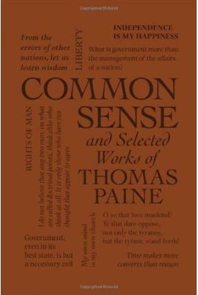 Common Sense and Selected Works of Thomas Paine - Word Cloud Classics - Paine,Thomas   Hoshan.org
