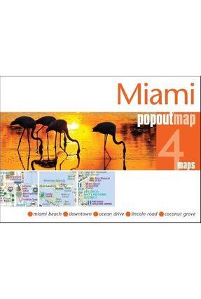 Miami PopOut Map - Popout Maps | Hoshan.org