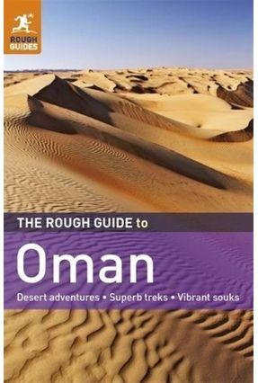 The Rough Guide To Oman - Thomas,Gavin | Hoshan.org