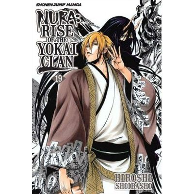Nura Rise of the Yokai Clan vol. 19