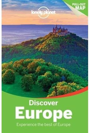 Lonely Planet Discover Europe - Le Nevez,Catherine | Tagrny.org