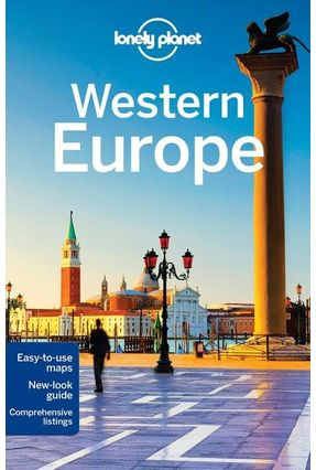 Lonely Planet - Western Europe - Christiani,Kerry Averbuck,Alexis Planet,Lonely | Hoshan.org