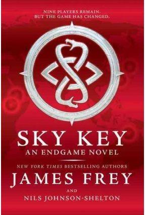 Endgame - 2 - Endgame: Sky Key - Frey,James Johnson-shelton,Nils | Tagrny.org