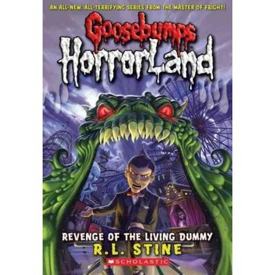Goosebumps: Horrorland (Quality) - 01 - Revenge Of The Living Dummy