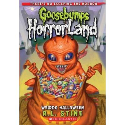 Goosebumps Horrorland #16: Weirdo Halloween: Special Edition