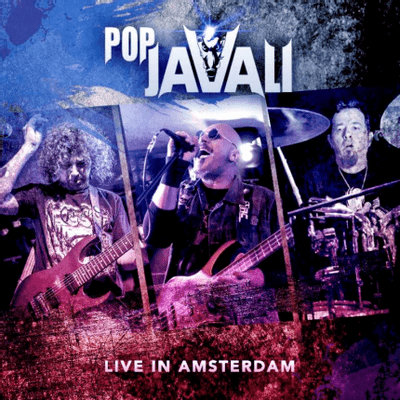 Pop Javali - Live In Amsterdam