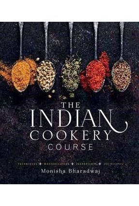 The Indian Cookery Course - Bharadwaj,Monisha   Hoshan.org