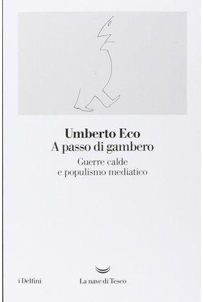 A Passo Di Gambero - Eco,Umberto | Hoshan.org
