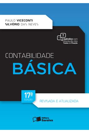 Contabilidade Básica - 17ª Ed. 2016 - Neves,Silverio das Viceconti,Paulo Eduardo V. | Tagrny.org