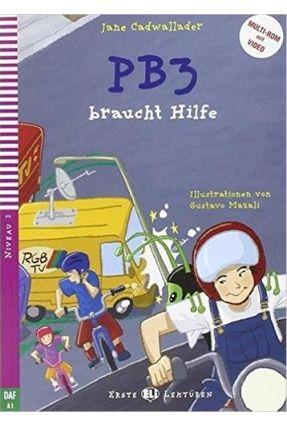 Pb3 Braucht Hilfe - Buch + Multi-Rom - Cadwallader,Jane   Nisrs.org
