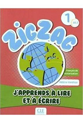 Zig Zag 1 Livret De Scolarisaton - Vanthier,Hélène | Hoshan.org