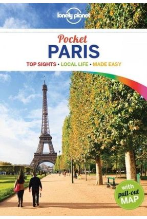 Lonely Planet - Pocket Paris - Lonely Planet | Hoshan.org