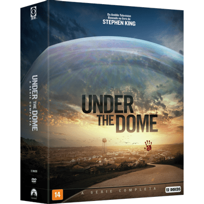 DVD Under The Dome - A Série Completa - 12 Discos