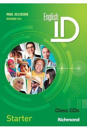 English ID Starter - Class CD - Editora Moderna | Tagrny.org