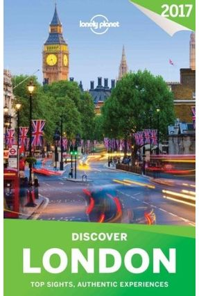 Lonely Planet - Discover London 2017 - Peter Dragicevich Emilie Filou | Hoshan.org