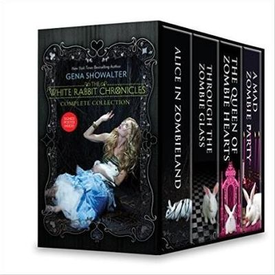 The White Rabbit Chronicles Boxed Set