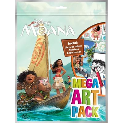 Disney - Mega Art Pack - Moana