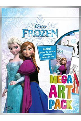 Disney - Mega Art Pack - Frozen - Disney pdf epub