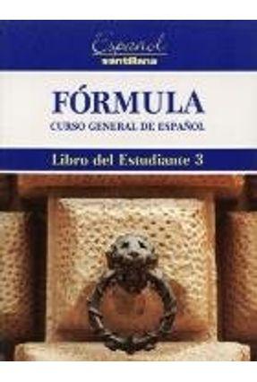 Formula Curso General Libro de Estudiante 3 - Perez,Antonio Ramos | Hoshan.org