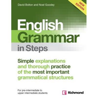 English Grammar - In Steps - With Answers - New Edition