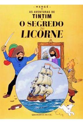 As Aventuras de Tintim - o Segredo do Licorne - Herge | Hoshan.org