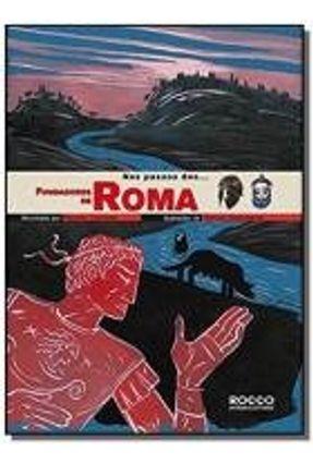 Nos Passos dos ... Fundadores de Roma - Castejon,Philippe   Hoshan.org