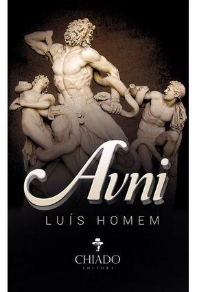 Avni - Col. Viagens Na Ficção - Homem,Luís   Hoshan.org
