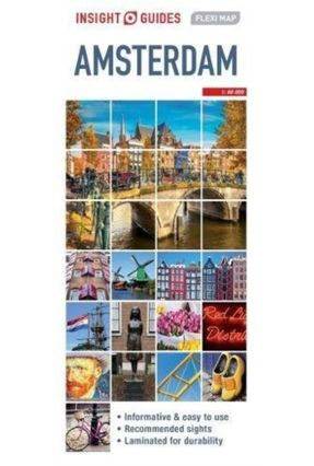 Amsterdam Insight Flexi Map - Insight Guides | Tagrny.org