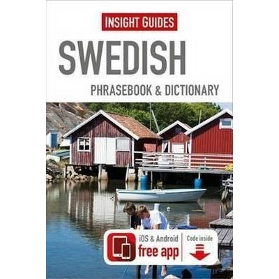 Insight Guides Swedish Phrasebook & Dictionary