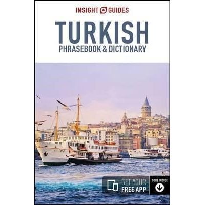 Insight Guides Turkish Phrasebook & Dictionary