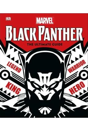 Marvel Black Panther The Ultimate Guide - Wiacek ,Stephen | Hoshan.org
