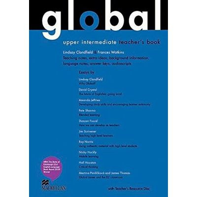 Global Upper-Intermediate - Teacher's Book With Resource Cd