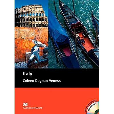 Italy - Audio CD Included