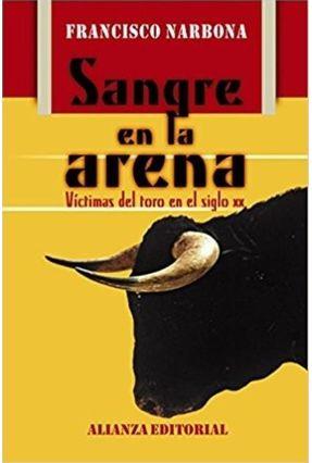 Sangre Em La Arena - Gonzáles,Francisco Narbona   Tagrny.org